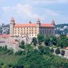 Братислава и крепость Девин