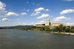 Венгрия. Дунай. Эстергом.