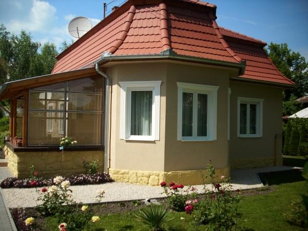 Венгрия. Частный дом на берегу озера Балатон.  Шиофок
